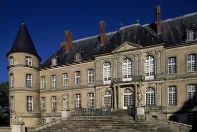View of Chateau De Craon, 1720-1732