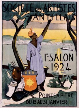Societe des Artistes Antillais by Germaine Casse