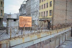 German Border Poster