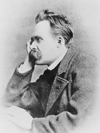 German Philosopher Friedrich Wilhelm Nietzsche