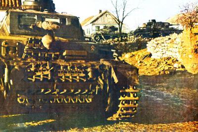 Operation Barbarossa, 1941 by German photographer