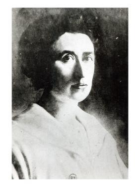 Rosa Luxemburg by German photographer