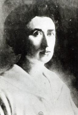 Rosa Luxemburg by German photographer