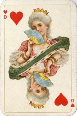 German Playing Card