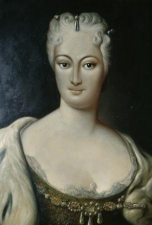 Countess Cosel by German School