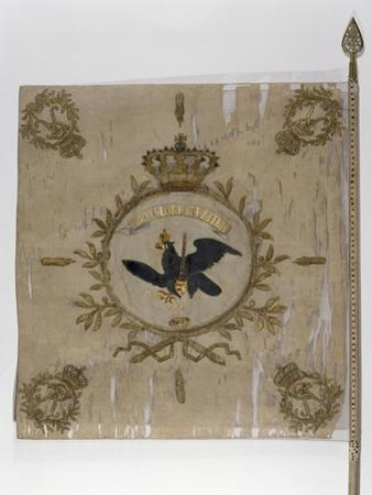 Flag of the Prussian Infantry by German School
