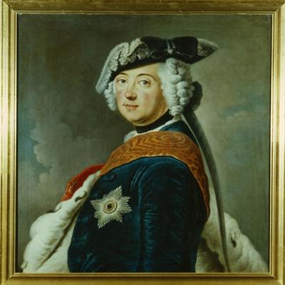 Frederick Ii the Great of Prussia by German School