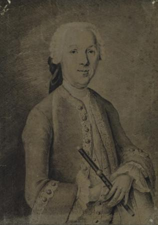 Johann Joachim Quantz by German School