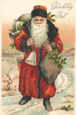 Santa by German School