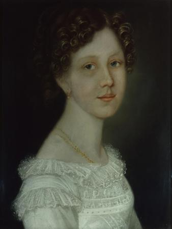Ulrike Von Levetzow by German School