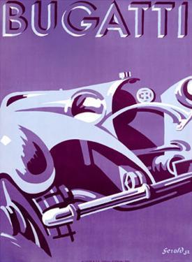 Bugatti by Gerold