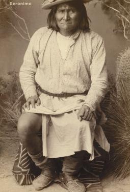 Geronimo, Apache Chief