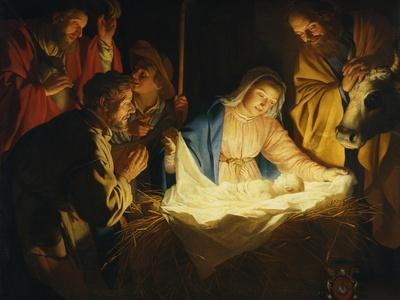 Adoration of the Shepherds, 1622