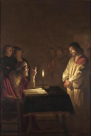 Christ before the High Priest, C. 1617
