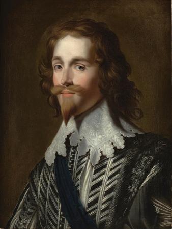 Portrait of George Villiers, 1st Duke of Buckingham by Gerrit van Honthorst