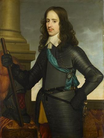 Portrait of Willem II (1626-50), Prince of Orange, 1651 by Gerrit van Honthorst