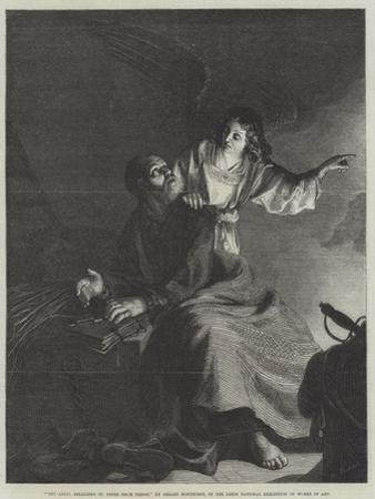 The Angel, Releasing St Peter from Prison by Gerrit van Honthorst