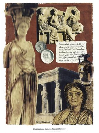 Civilizations Series: Ancient Greece by Gerry Charm
