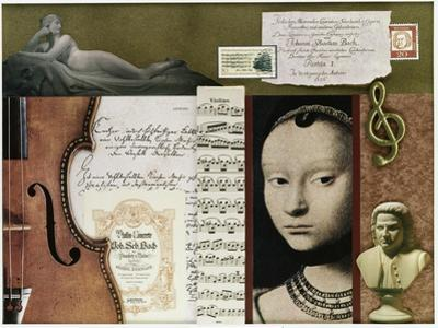 Homage to Js Bach by Gerry Charm