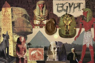 Land of the Pharaohs by Gerry Charm