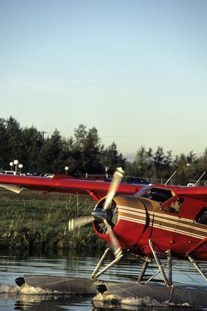 Float Plane, Anchorage, Alaska, USA