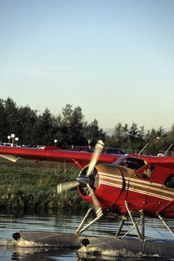 Float Plane, Anchorage, Alaska, USA by Gerry Reynolds
