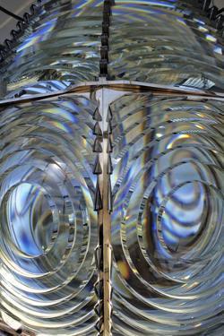 Lighthouse Lens, Oregon, USA by Gerry Reynolds