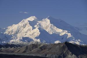 Mount McKinley, Denali National Park, Alaska, USA by Gerry Reynolds