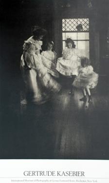 Dancing School, c.1905 by Gertrude Kasebier