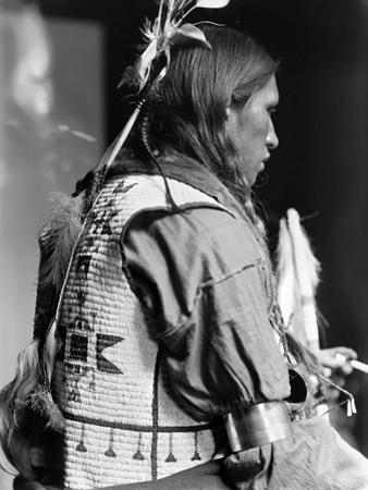 Sioux Native American, C1900 by Gertrude Kasebier