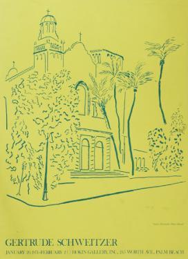 Palm Beach by Gertrude Schweitzer