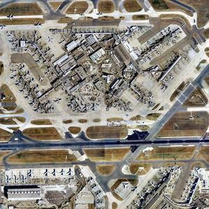 Heathrow Airport, UK, Aerial Image by Getmapping Plc