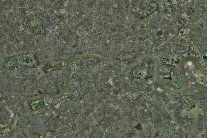London, Aerial Image by Getmapping Plc