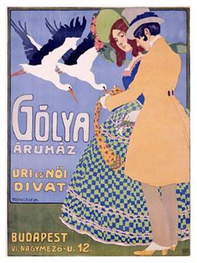 Golya by Geza Farago