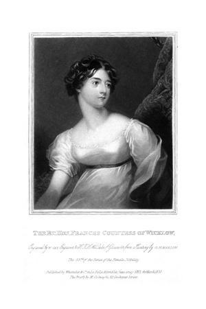 Cecil Countess Wicklow