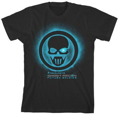 Ghost Recon - Blue Logo