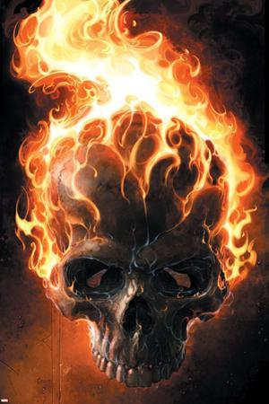 Ghost Rider No.2 Cover: Ghost Rider