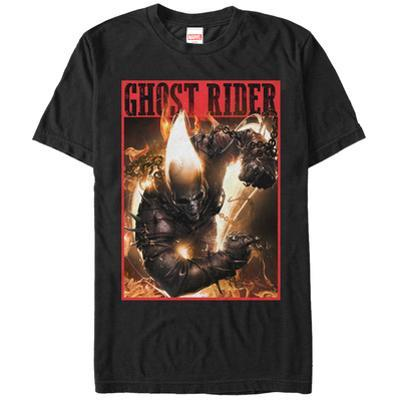 Ghost Riderflames & Chains