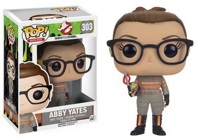 Ghostbusters 2016 - Abby Yates POP Figure