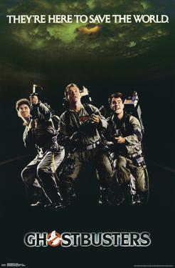 Ghostbusters 84 - Key Art