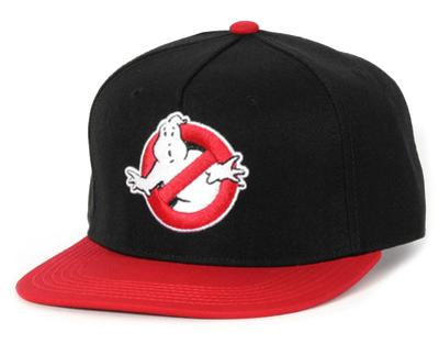 Ghostbusters- Logo Snapback