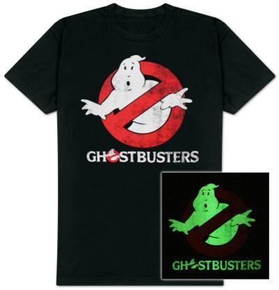 Ghostbusters - Logo To Go (Glow in the Dark)