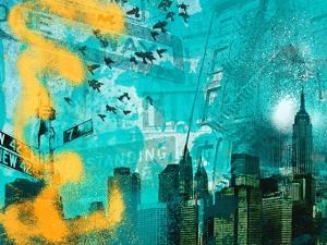City Scrim C by GI ArtLab
