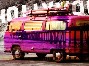 Hollywood Van by GI ArtLab