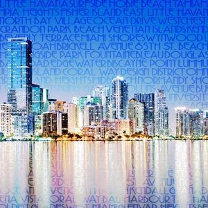 Miami Vibe by GI ArtLab