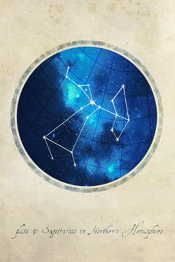 Sagittarius by GI ArtLab