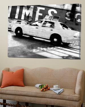 Times Square Taxi 2 by GI ArtLab