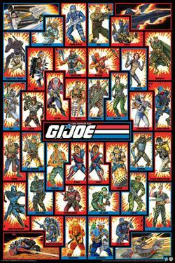 GI Joe Cast