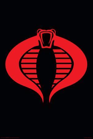 GI Joe- Cobra Logo