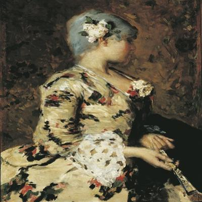 18th Venetian Lady, Circa 1883